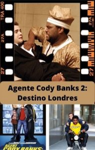Agente Cody Banks 2 ver pelicula online