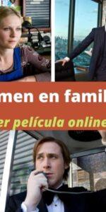 Crimen en familia ver película online