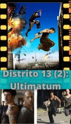 Distrito 13 (2) ver película online