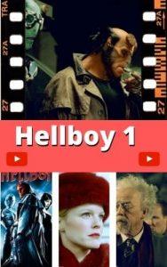 Hellboy 1 ver película online