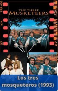 Los tres mosqueteros (1993) ver película online