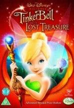 ver online Tinker Bell Y El Tesoro Perdido