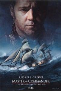 Ver pelicula capitan de mar y guerra