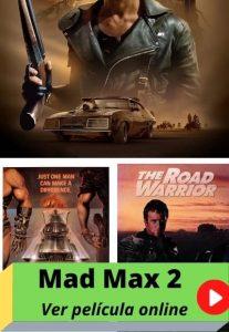 Mad Max 2 ver película online