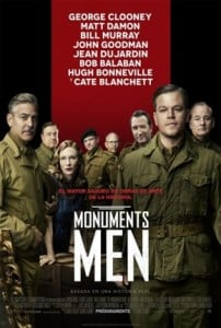 Monuments Men ver online