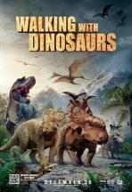 ver pelicula Caminando con dinosaurios