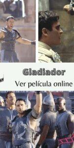 Gladiador ver película online
