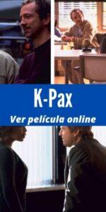 K-Pax ver película online