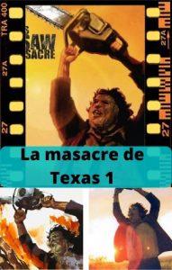 La masacre de Texas 1 ver película online