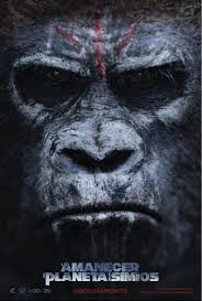 el amanecer del planeta delos simios