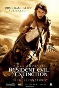 Resident Evil 3: Extincion