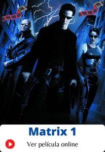 Matrix 1 ver película online