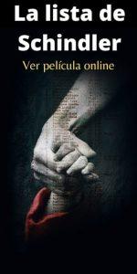 La lista de Schindler ver película online