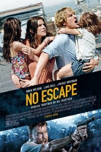 no escape pelicula