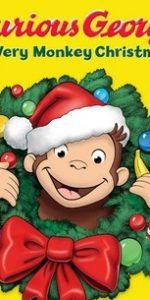 Jorge el Curioso: Unas navidades muy monas