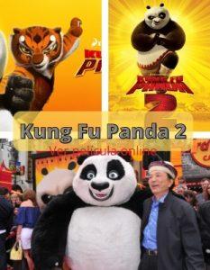 Kung Fu Panda 2 ver película online