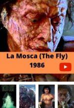 La Mosca (The Fly) 1986 ver película online
