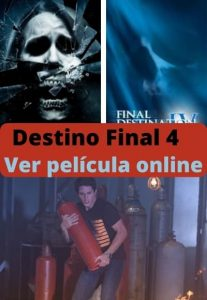 Destino Final 4 ver película online