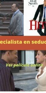 Especialista en seducción ver película online
