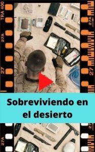 Sobreviviendo en el desierto ver película online