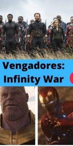 Vengadores: Infinity War ver película online