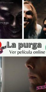 la purga 1 ver película online
