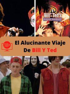 El Alucinante Viaje De Bill Y Ted ver película online