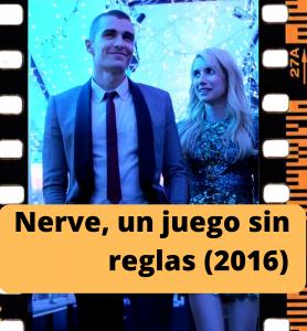 ver película online Nerve, un juego sin reglas