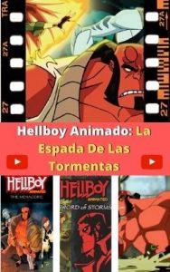Hellboy Animado: La Espada De Las Tormentas ver película online