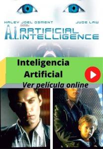Inteligencia Artificial ver película online