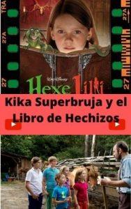 Kika Superbruja y el Libro de Hechizos ver película online
