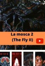 La mosca 2 ver película online