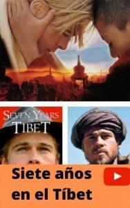 Siete años en el Tíbet ver película online
