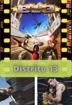 Distrito 13 ver película online