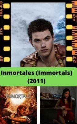 Inmortales (Immortals) (2011) ver pelicula online
