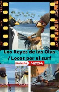 Los Reyes de las Olas / Locos por el surf ver película online