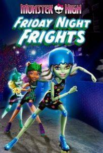 Monster High: Monstruitas Sobre Ruedas ver película online