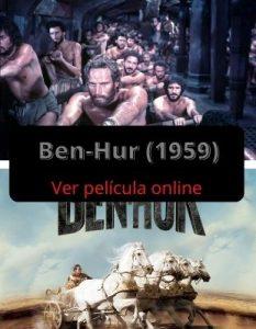 Ben-Hur ver película online