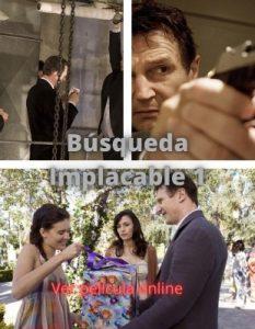 Búsqueda Implacable 1 ver película online