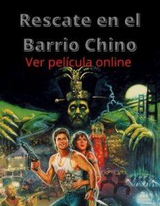 Rescate en el Barrio Chino ver película online