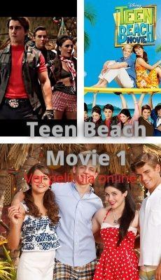 Teen Beach Movie 1 ver película online