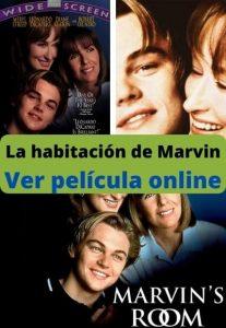 La habitación de Marvin ver película online