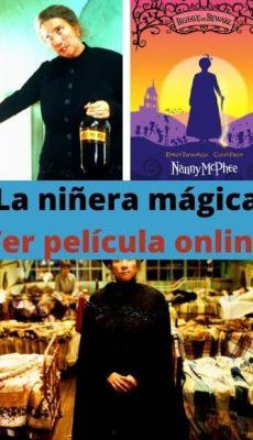 La niñera mágica ver película online