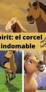 Spirit: el corcel indomable ver película online