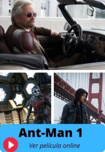 Ant-Man 1 ver película online