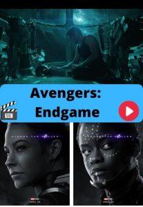 Avengers Endgame ver película online