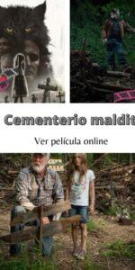 Cementerio maldito ver película online