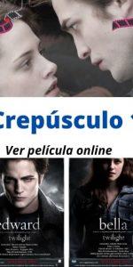 Crepúsculo 1 ver película online