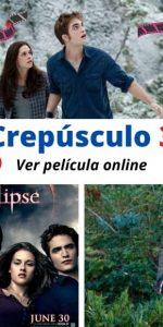 Crepúsculo 3 ver película online