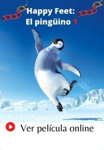 Happy Feet: El pingüino 1 ver película online
